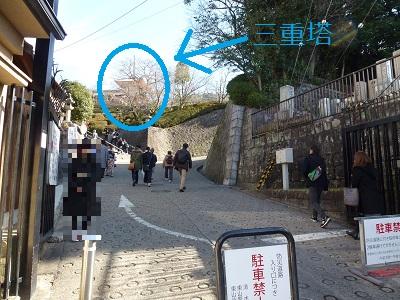 清水寺入口の門