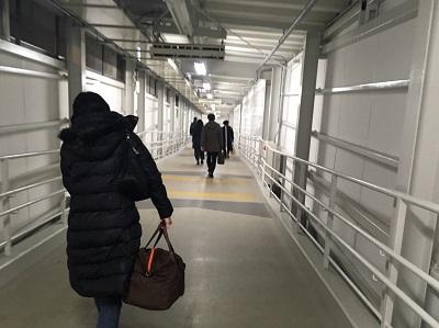 関西空港通路