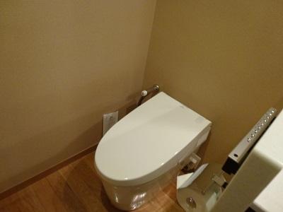 ホテルグランビア京都のトイレ