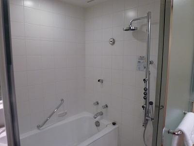 ホテルグランヴィア京都の浴室